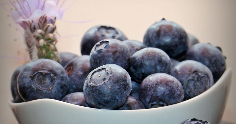 blueberries, fruits, fruit